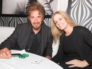 Al Pacino & Deborah Wilker