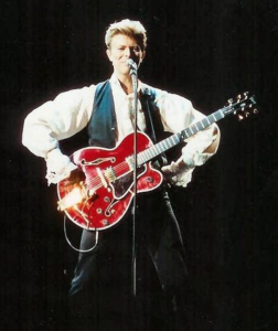 David Bowie Sound & Vision Tour
